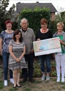 200 klaprozen voor Autisme Limburg